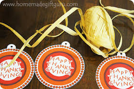 thanksgiving printables and gift ideas