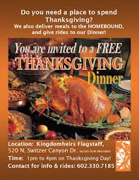 do you need a place to spend thanksgiving great circle media