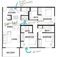 3 bedroom 3 bath floor plans sq hazelwood apartments mtsu student housing floor plans available