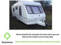 Caravan Awning For Sale Awning Caravans For Sale Gumtree