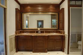 Mahogany Bathroom Vanity by Bathrooms Unique Design Cabinet Co