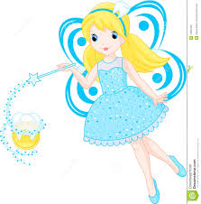cute tooth fairy stock photos image 34601823