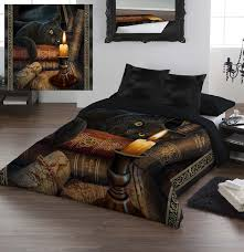 Duvet Dictionary The Witching Hour U0027 By Lisa Parker Superkingsize Bed Duvet Set