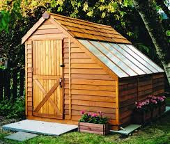painted black potting shed the ultimate garden potting shed