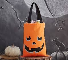 personalized trick or treat bags treat bags trick or treat bags pottery barn kids
