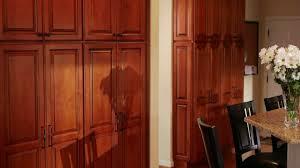 burnt orange kitchen interior design