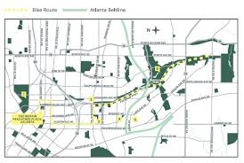 atlanta bike tours the westin peachtree plaza atlanta