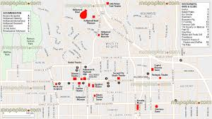 Hollywood Usa Map by Why Custom Maps Red Paw Technologies Map Of Smog Tall Buildings