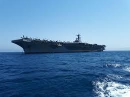 Job Resume Haifa by I24news Netanyahu Visits Us Aircraft Carrier Anchored Off