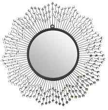 Decorative Mirrors For Living Room by Amazon Com Lulu Decor Celebration Wall Mirror Decorative Mirror