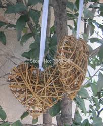 compare prices on wicker heart decorations online shopping buy