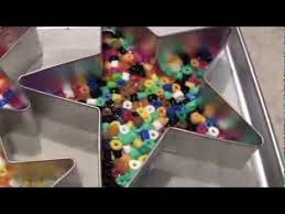 win or fail friday melted bead ornaments