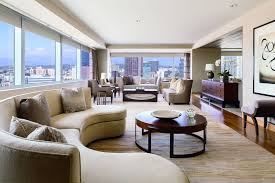 luxury suites los angeles the ritz carlton los angeles