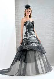 robe de mari e noir et blanc robe de mariée ivoire noir point mariage felicité mariage ivoire