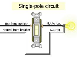 single pole switch diagram 2 new light wiring wiring diagram