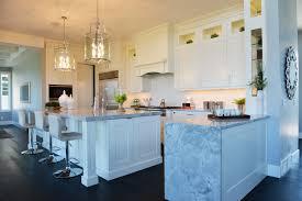travertine countertops high end kitchen cabinets lighting flooring