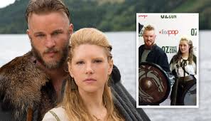 lagatha lothbrok hairstyle 15 awesome couples costumes for halloween costume wall