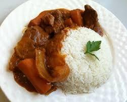 cuisine malienne mafé recette mafé rapide