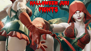 Chun Li Halloween Costume Juri Halloween Costume Fights Street Fighter Juri Fights