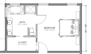 master suite plans 21 best simple bedroom and bathroom addition floor plans ideas