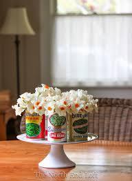 Tin Vases The North End Loft Vintage Farmhouse Tin Can Vases