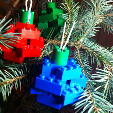 simple lego christmas ornaments robert peake