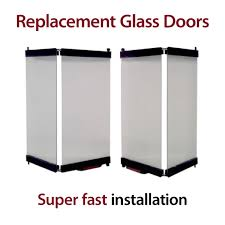 replacement glass doors for heatilator fireplaces