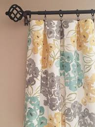 wonderful blue and yellow kitchen curtains and kitchen curtains