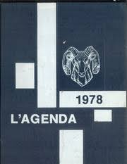high school agenda overbrook high school l agenda yearbook pine hill nj covers