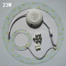 circular led light strip 5w 12w 15w 18w 23w led ring panel circle light ac85 265v smd 5730