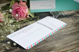 Boarding Pass Wedding Invitation Card Boarding Pass Wedding Invitation