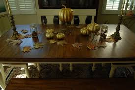 Gold Table Setting by Gold Pumpkin Table Setting Ideas Design And Fleurs