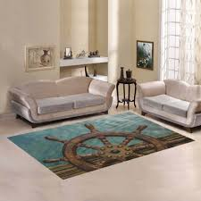 Star Wars Area Rug by Nautical Statement Area Rug Ships Wheel Whyrll Com