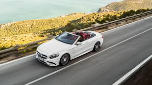 mercedes convertible 2017 mercedes amg s63 cabriolet s class convertible first drive