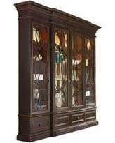 China Cabinets With Glass Doors Glass Doors Curio China Cabinets Bhg Shop