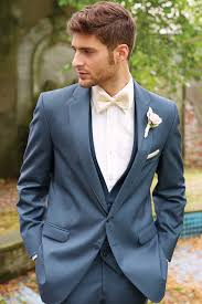 men wedding milroy s tuxedos slate blue men wedding suit