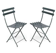 Folding Bistro Chairs High Low Folding Bistro Chairs Apartment Therapy