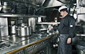 Catering Kitchen Design Pleasant Photograph Of Yoben Around Isoh Engaging Magnificent