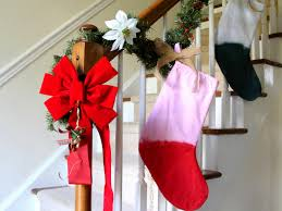 how to sew an easy color block christmas stocking how tos diy