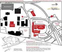 Kennesaw State University Campus Map by Kennesaw State University Maplets