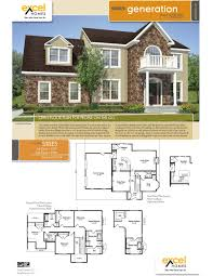 the styles two story home 2753 square feet 4 bedrooms 2 5 baths