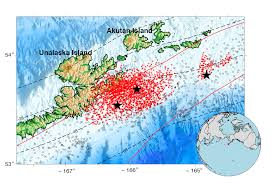 Alaska Time Zone Map by Ucr Today Slow Earthquakes Occur Continuously In The Alaska