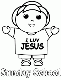 sunday coloring pages preschoolers free print coloring