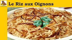 comment cuisiner du riz le riz aux oignons rapide facile inratable
