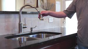 Kitchen Sink Faucet Installation by Hansgrohe Talis C Kitchen Faucet Installation Video Gallery