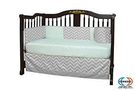 Geenny Crib Bedding Geenny Crib Bedding White Bed
