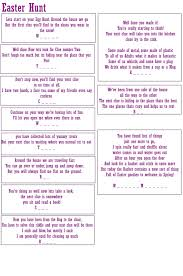easter scavenger hunt easter hunt riddles jpg 1 062 1 600 pixels easter pinterest