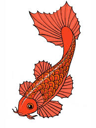 japanese fish glue clipart clipground