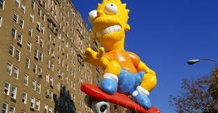 bart balloon thanksgiving pictures history of