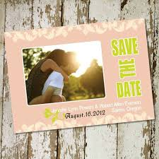 Cheap Save The Date Affordable Soft Pink Photo Save The Date Cards Ewstd019 As Low As